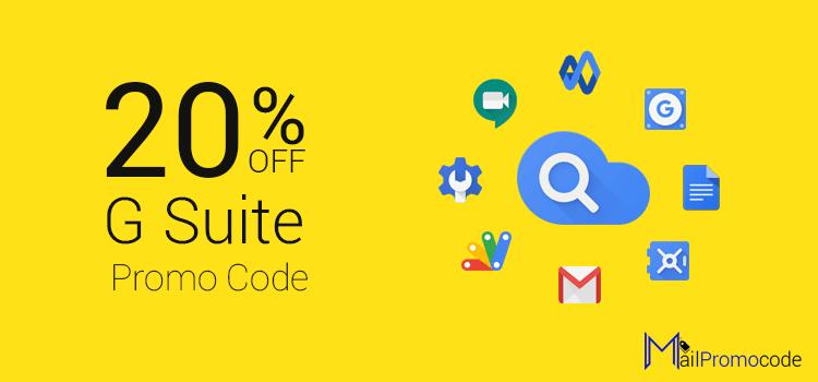 G Suite Promo Code 2020