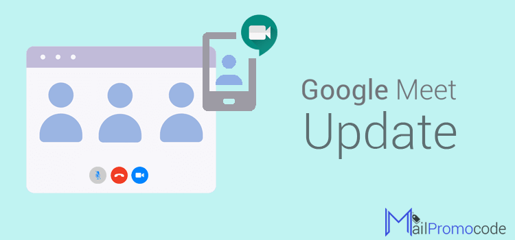 Google Meet Update
