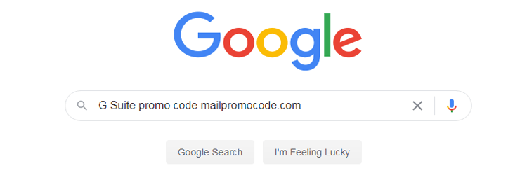 How To Get G Suite Promo Code