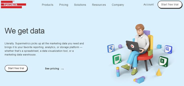 Supermatrics Free G Suite Marketplace Apps