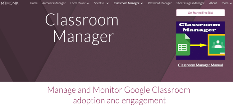 Classroom Manager Free Google Workspace Marketplace Apps