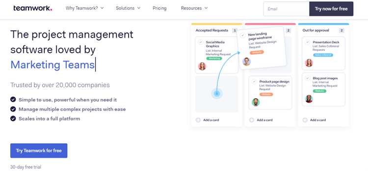 Google Workspace Marketplace Teamwork Apps